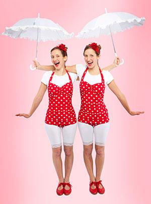 Kif-Kif Sisters / Les Soeurs Kif-Kif,
