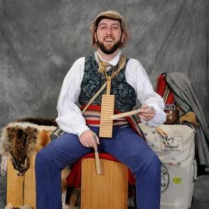 Ti-Bert le Voyageur (Robert Malo)